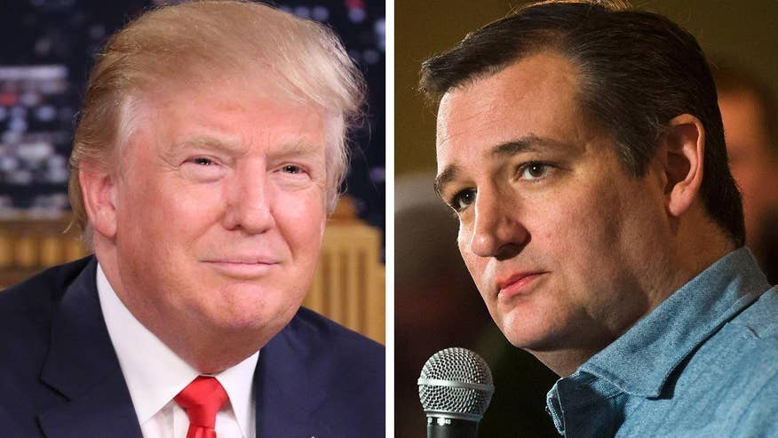 National spokespersons for Trump and Cruz campaigns weigh in on 'The Kelly File'