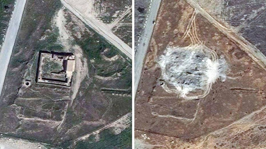 ISIS destroys Iraq's oldest Christian monastery