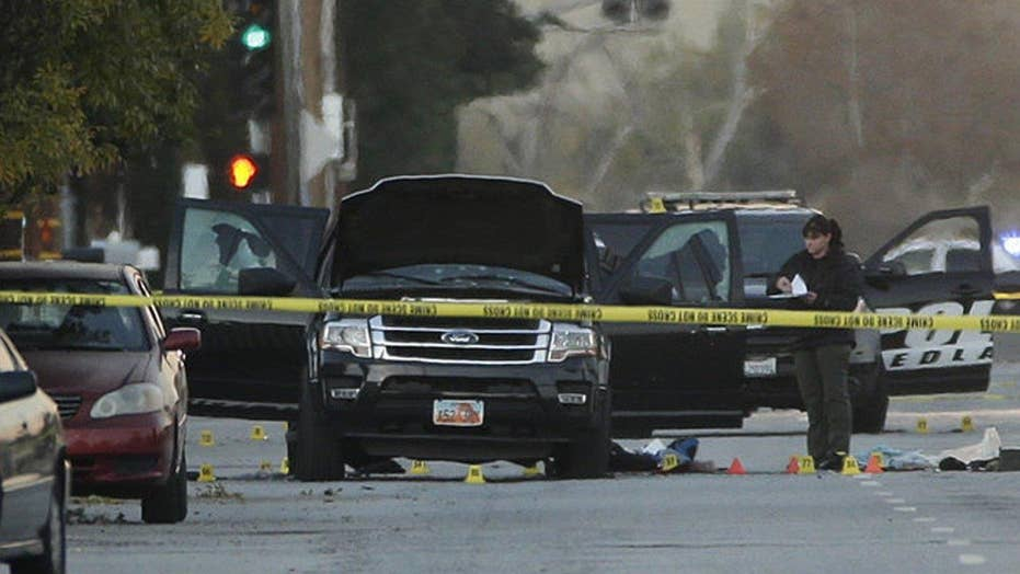 FBI searching for missing hard drive in San Bernardino probe