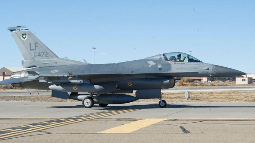 Aircraft was assigned to the 56th Fighter Wing at Luke Air Force Base