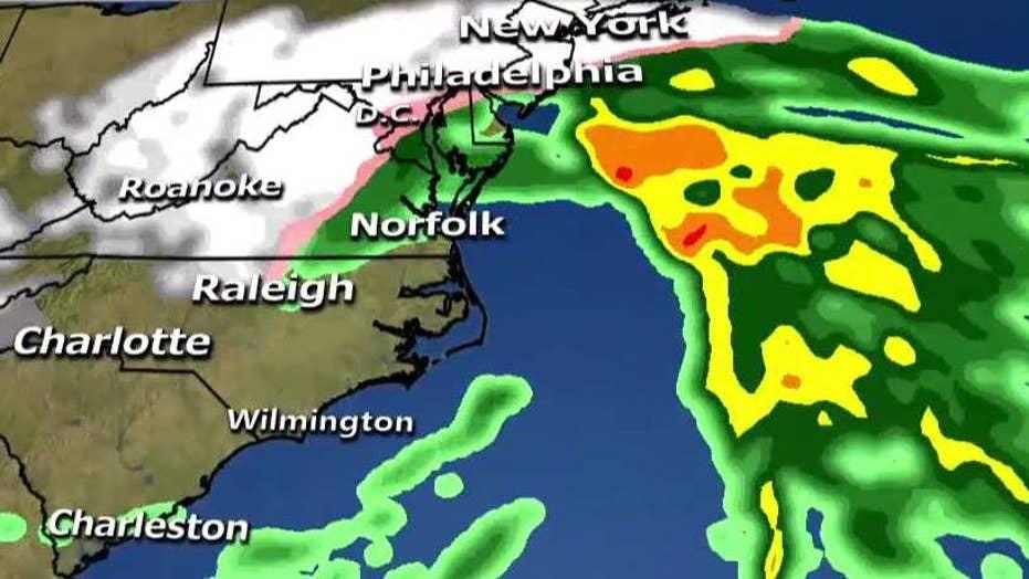 Northeast US braces for winter blast