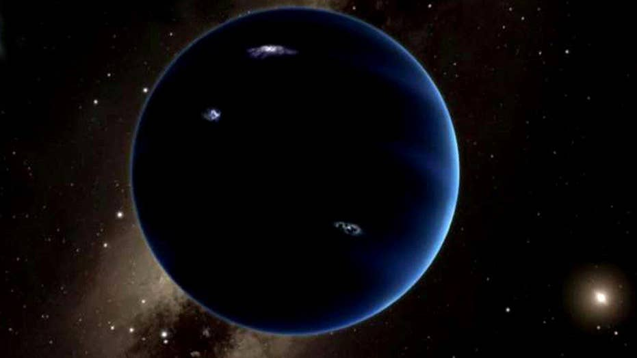 Researchers find signs of a ninth planet orbiting our sun