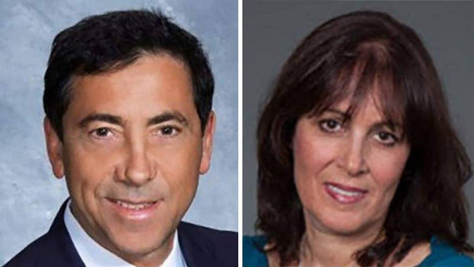 Prominent pediatrician stabbed to death; husband charged