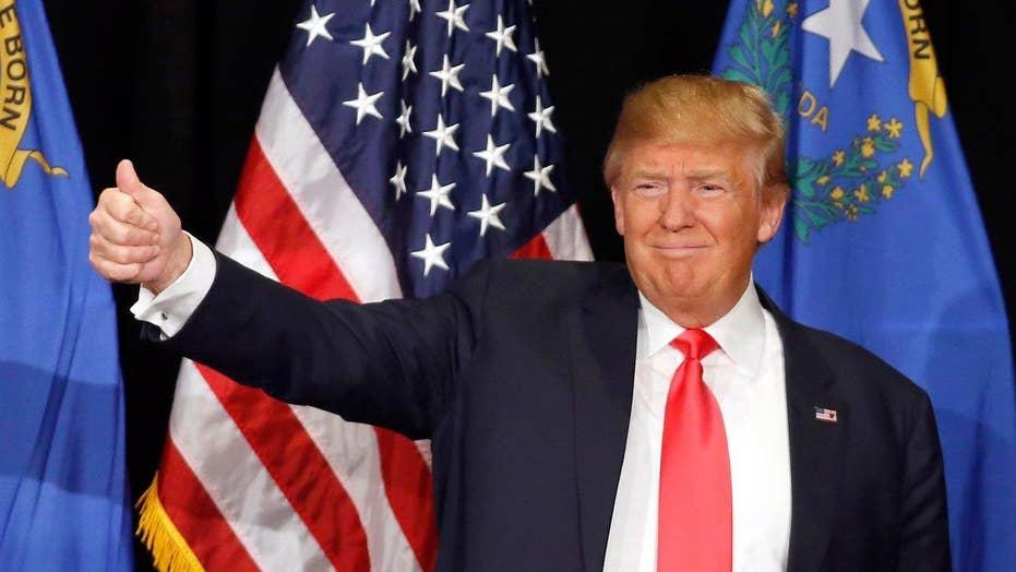 Has Trump become part of the Washington establishment?