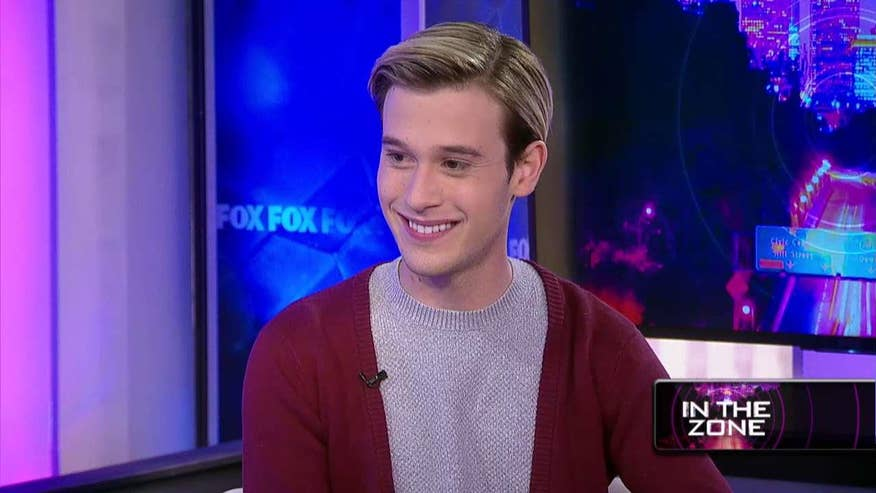 In The Zone: Tyler Henry, 20, shares messages from beyond with top celebs in new E! series