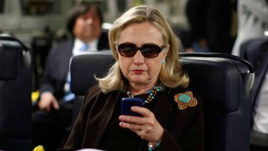 Clinton e-mail contained intelligence about human spying