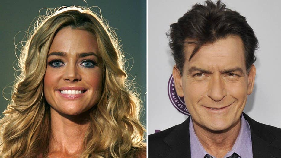 Denise Richards sues Charlie Sheen