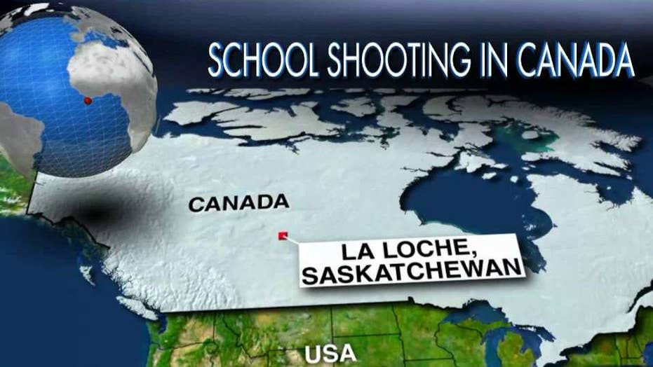 Deadly school shooting in Saskatchewan, Canada