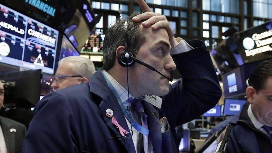 Market turmoil, 2016 race reignites debate over bailouts