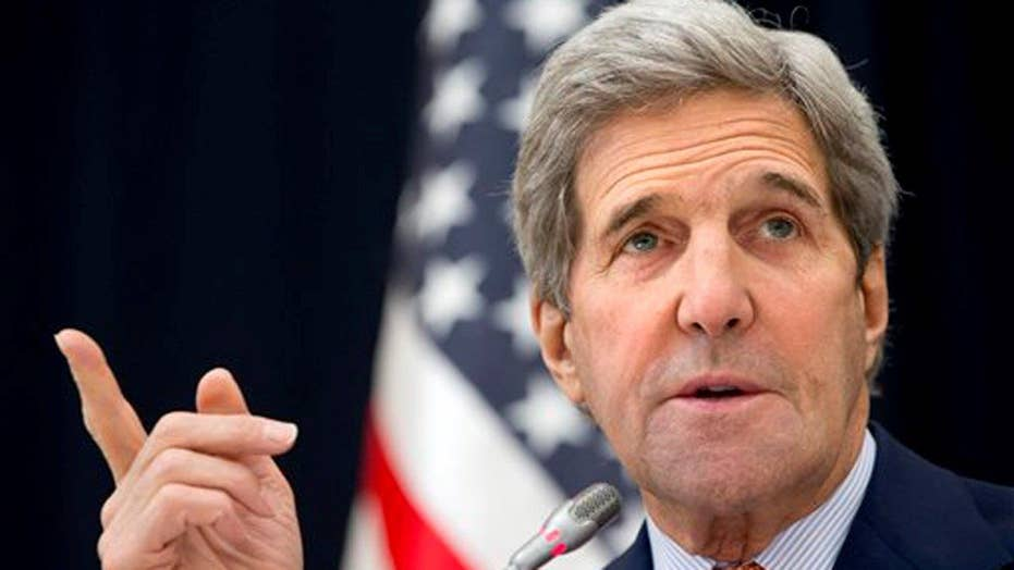 Kerry admits some Iran deal funds will likely go to terror
