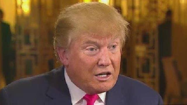 Trump seizes media agenda