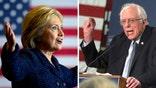 Hillary Clinton and Bernie Sanders locked in a dead-heat