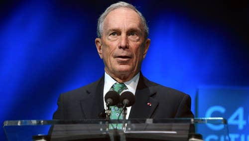 Bloomberg says he's considering 2016 presidential run