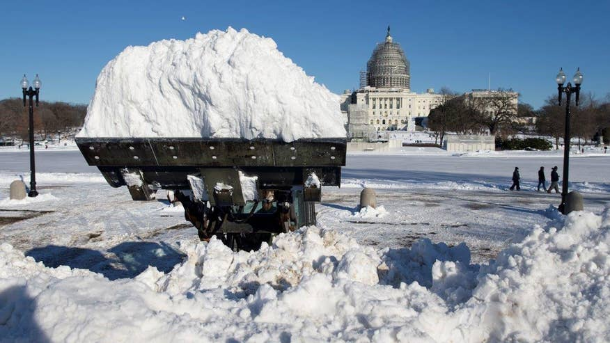 Kristin Fisher reports from Washington, D.C.