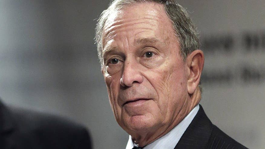 Reports: Former NYC Mayor Bloomberg mulls White House run