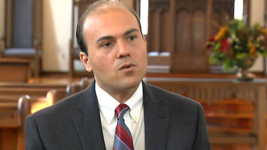 Exclusive: Pastor Saeed Abedini, just freed after years of imprisonment in Iran, goes 'On the Record' with Greta