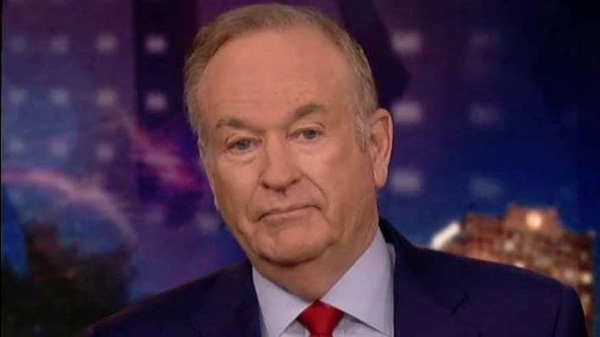 'The O'Reilly Factor': Bill O'Reilly's Talking Points 1/25