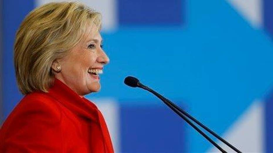 Hillary Clinton not worried about investigation into emails