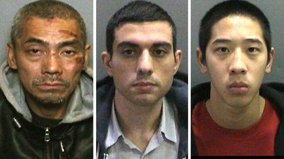 Diabolical': One of the Calif  prison escapees likened to