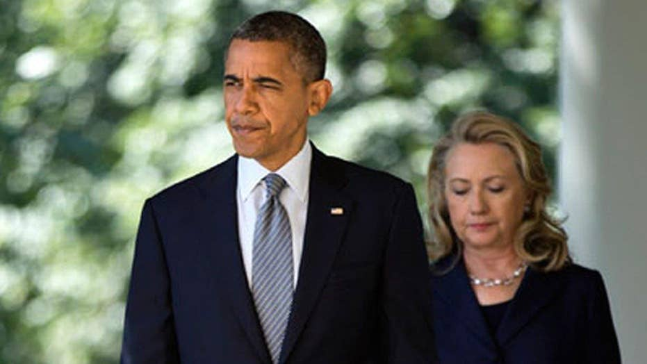 Is President Obama embracing Hillary a good thing for her?