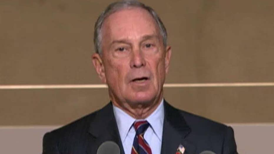 Will Michael Bloomberg run for president?