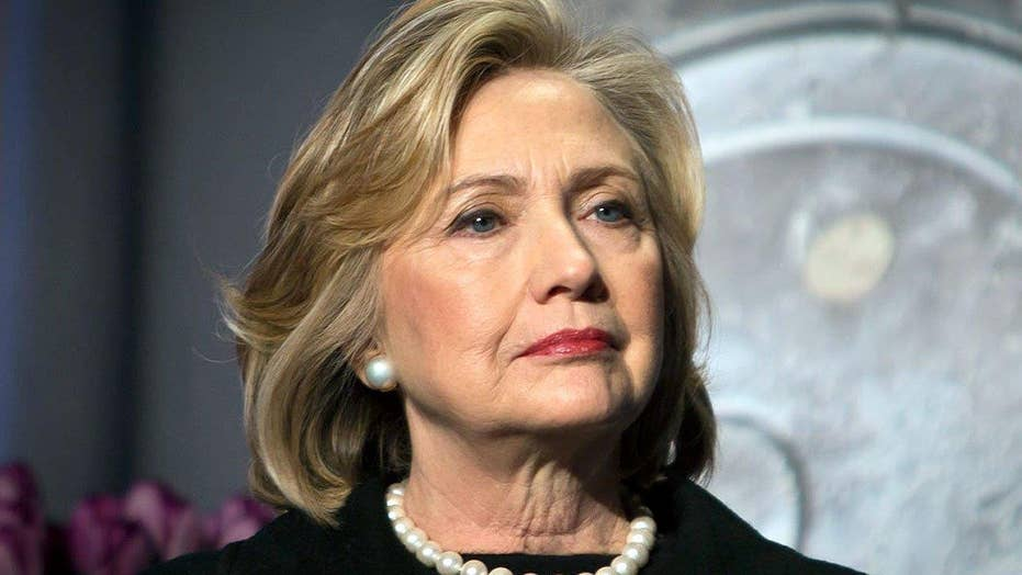 What happens if Hillary Clinton can't run for president?