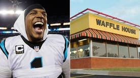Chew on This: Panel tackles Cam Newton's Waffle House order, plus McDonald's Japan debuts McChoco Fries and White Castle offers transparency website