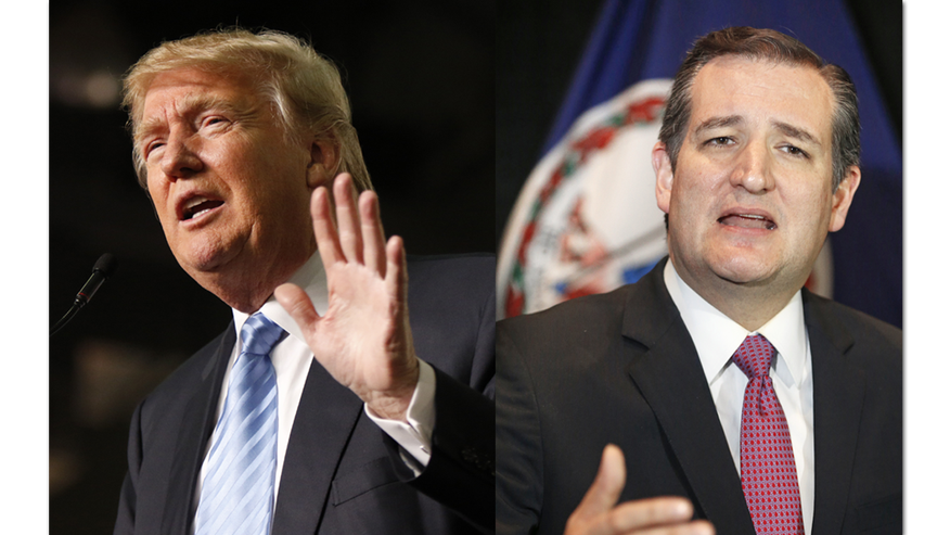 Strategy Room: David Mercer and Brad Blakeman on whether Ted Cruz's ad bashing Donald Trump will help him in the polls leading up to the Iowa caucuses