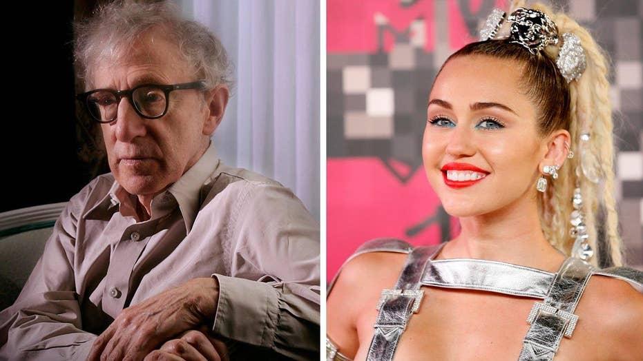 Woody Allen taps Miley Cyrus