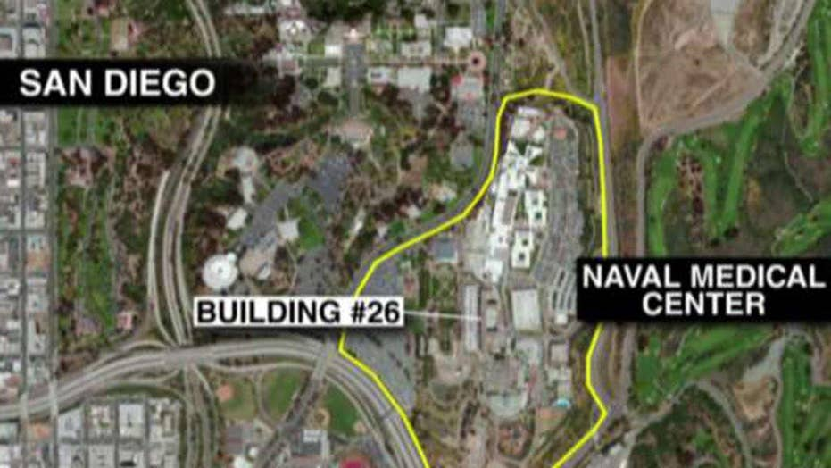 Navy: Initial reports of shots fired came from one witness