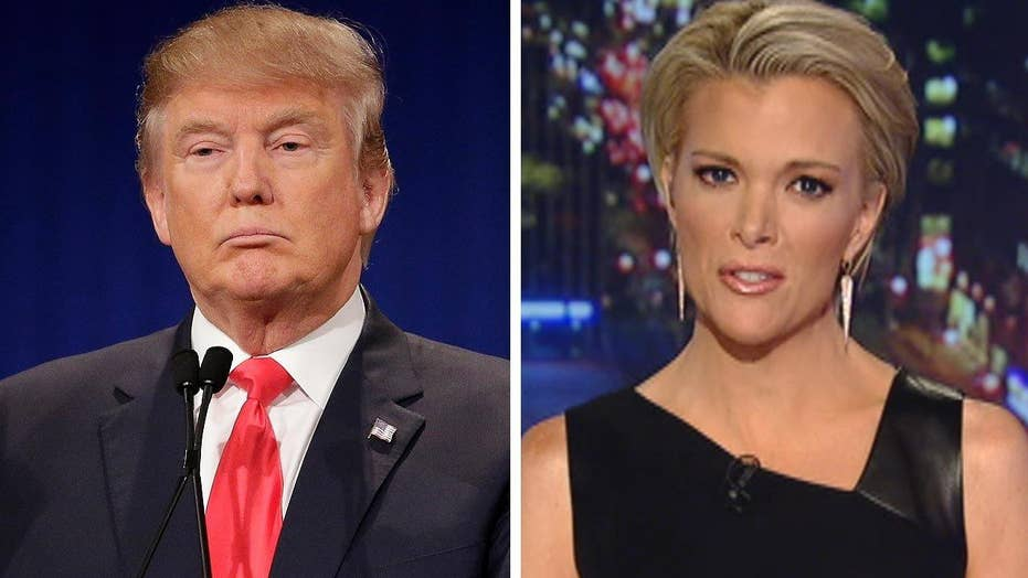 Timeline of Donald Trump's conflict with Megyn Kelly