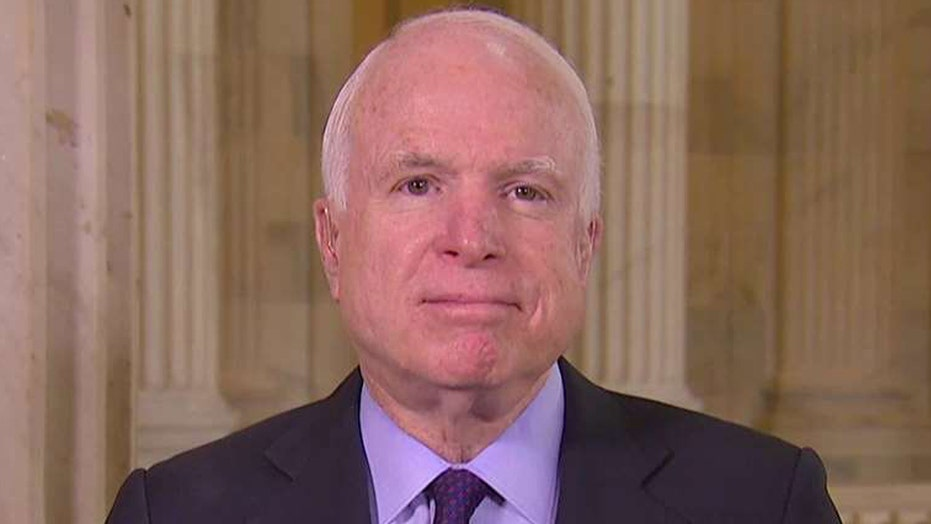 McCain leads charge to end purchase of Russian rockets
