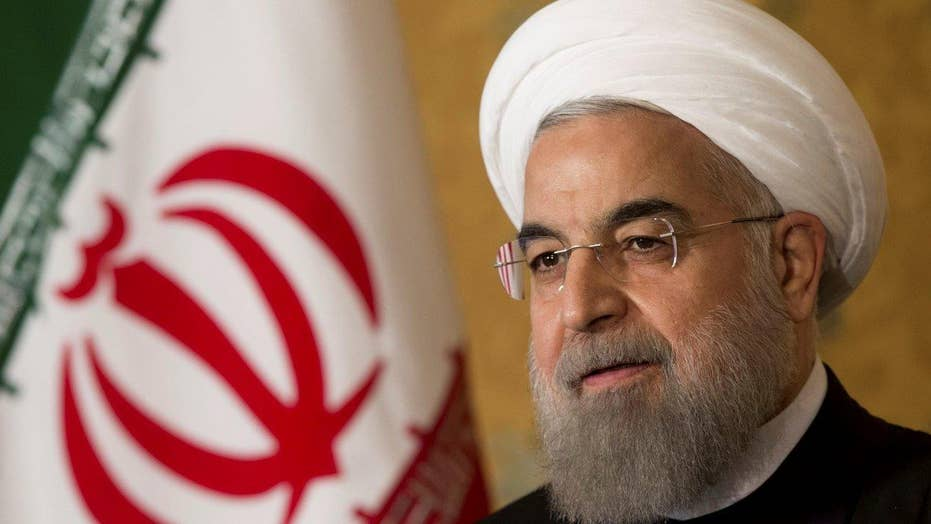 Iranian president: US should stop 'hostility' towards Tehran