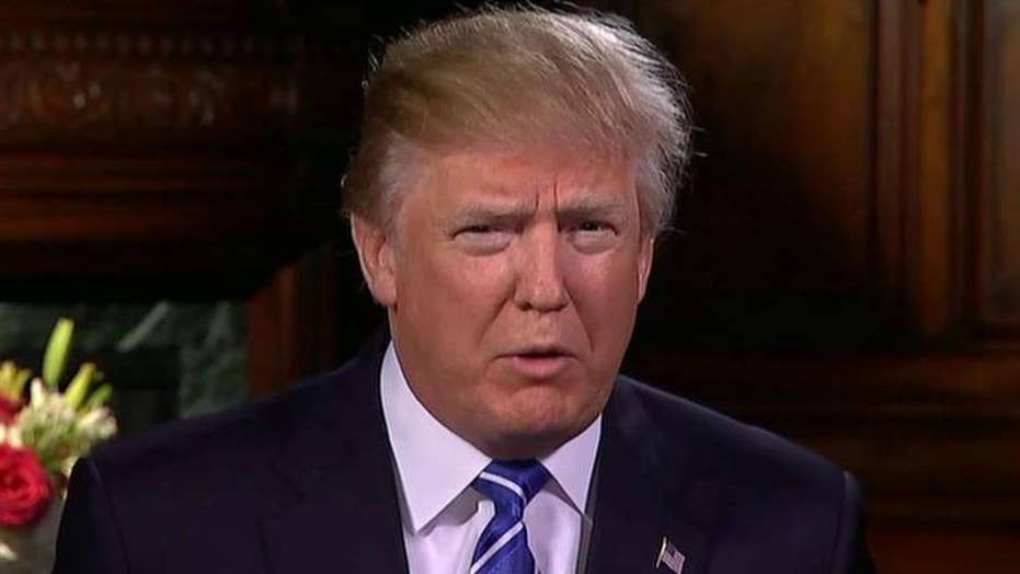 Donald Trump weighs in on GOP debate controversy