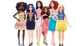 She Said He Said: Debate over why Mattel finally changed body shapes of Barbie doll