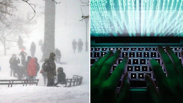 Winter Storm Jonas leads to spike in computer infections