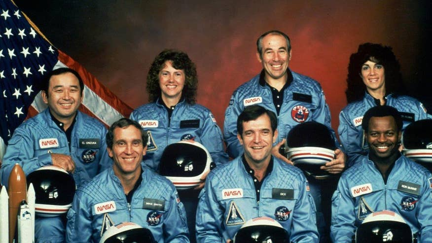 Family members of Challenger victims to mark 30 years ...
