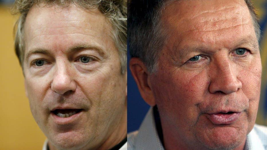 GOP Debate: An opportunity for underdogs Paul and Kasich?