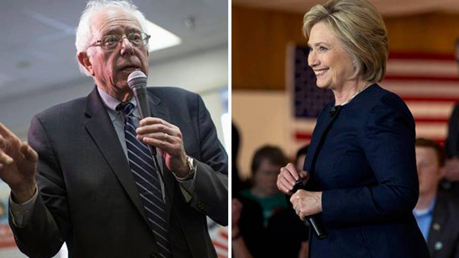 Why the animosity is building on the Democratic side