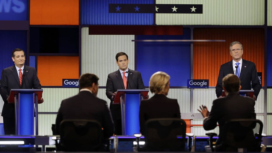 A look at who succeeded, suffered at 7th GOP debate
