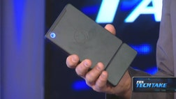 Tech Take: Tom's Guide's Mark Spoonauer showcases the Zolt Laptop Charger Plus, Kangaroo Windows  Mobile PC, Plug-In Wi-Fi Range Extender and the Razer Blade Stealth