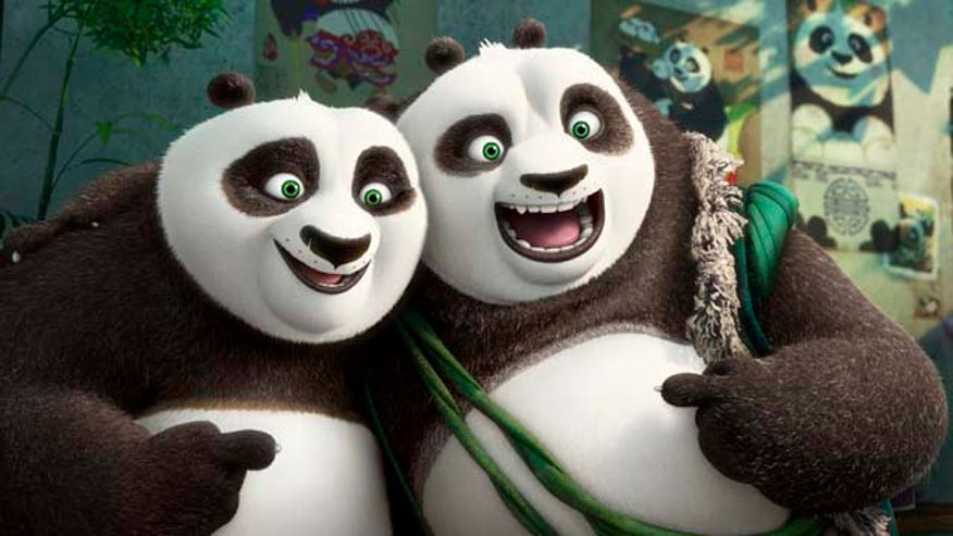 "Mexican born animator Pablo Valle took on a huge role in the making of ""Kung Fu Panda 3."""