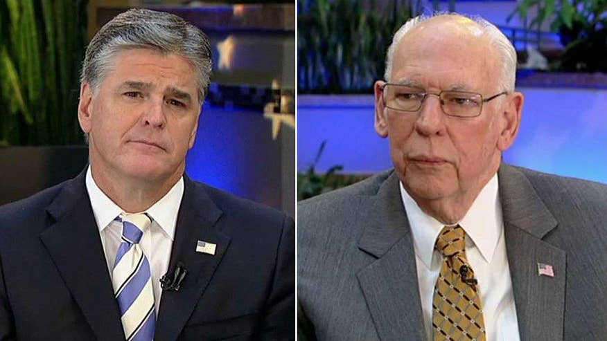 Rafael Cruz and Jerry Falwell, Jr. go on 'Hannity' to discuss the state of Evangelicals in politics