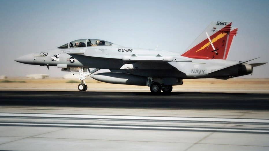 US Navy: Sonic booms along East Coast caused by jets