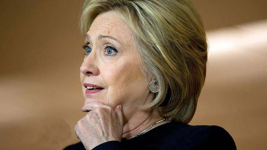Are Hillary's e-mails finally making Democrats nervous?