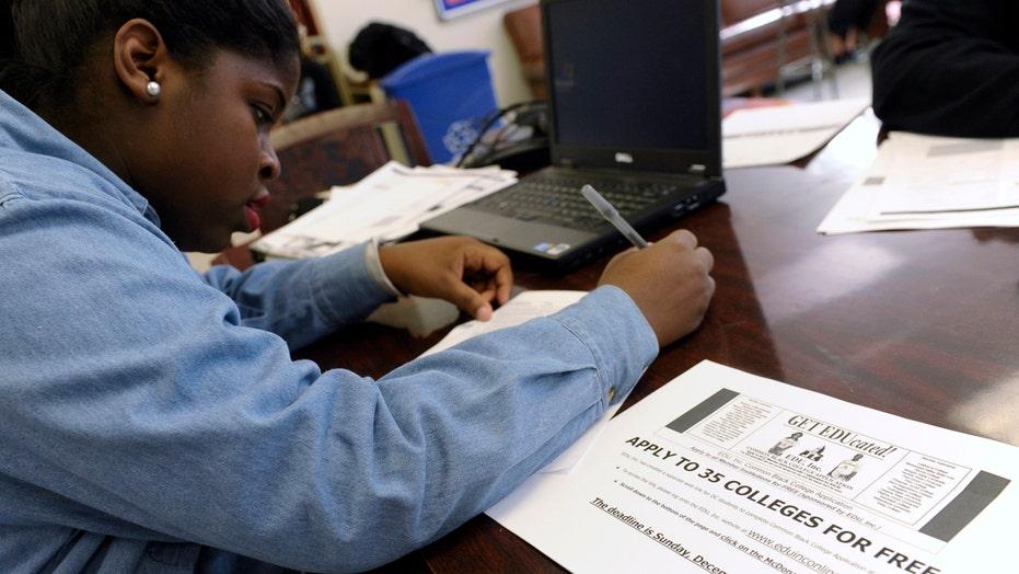 Reminder for college applicants: Schools view social media