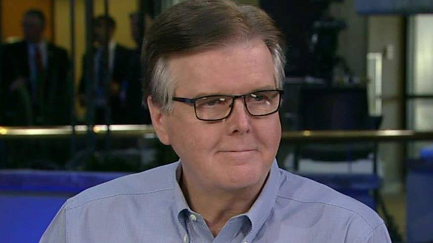 Reaction from Texas Lt. Gov. Dan Patrick, a Ted Cruz supporter