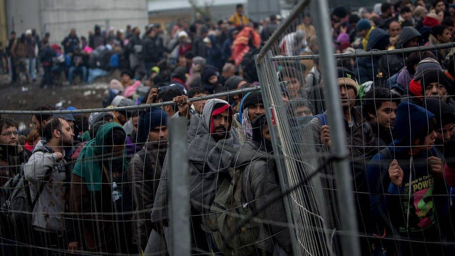 Is Europe's plan to handle refugees a 'political charade'?