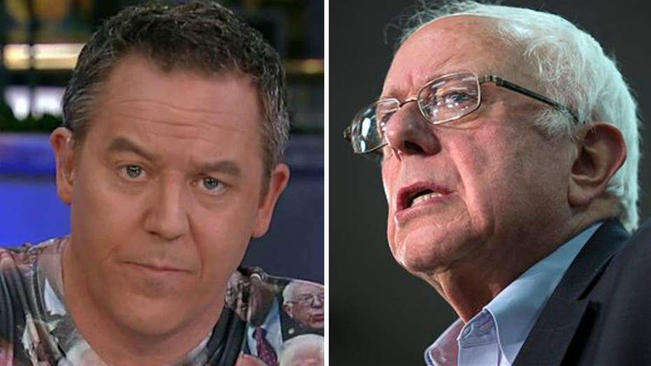 Gutfeld: Be careful what you wish for, Bernie fans