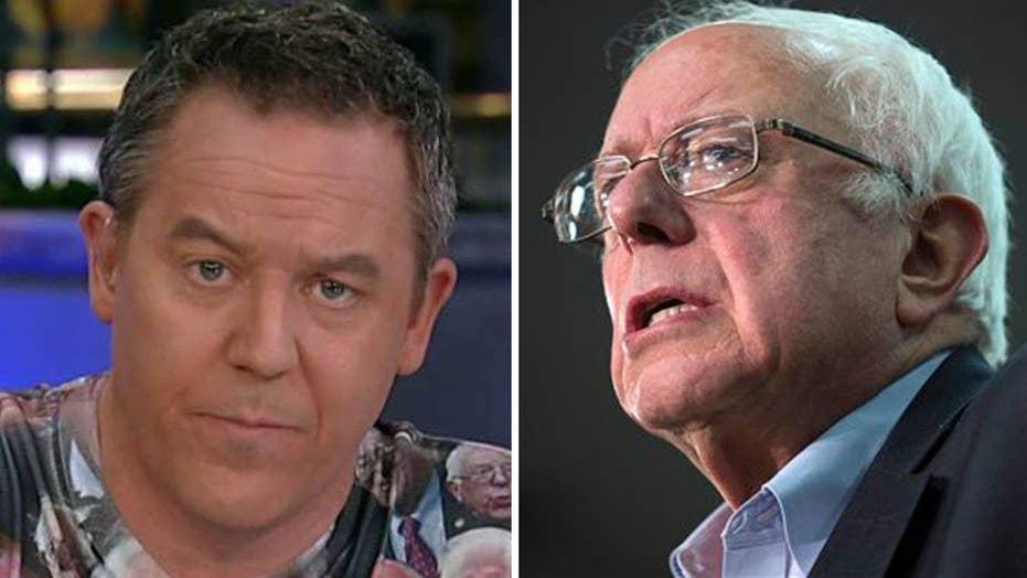 Gutfeld: Be careful what you wish for, Bernie fans